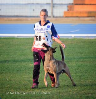 All breeds world championship Italy with Keith 2018